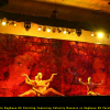 Full Scale Raghava KK Painting Featuring Velocity Dancers in Raghava KK Painted Costumes
