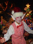 Christmas with Santa&#039;s helper -Elf-