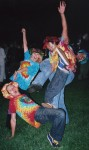 Hacky Sack hippies -THE HAIGHT-