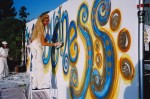 High-skilled, super-hip graffiti artists -SOMA-