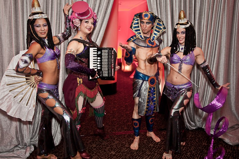 Pharaoh & Cleopatras & Kitten keys