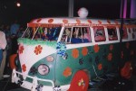 Rockin the Love Van -THE HAIGHT-