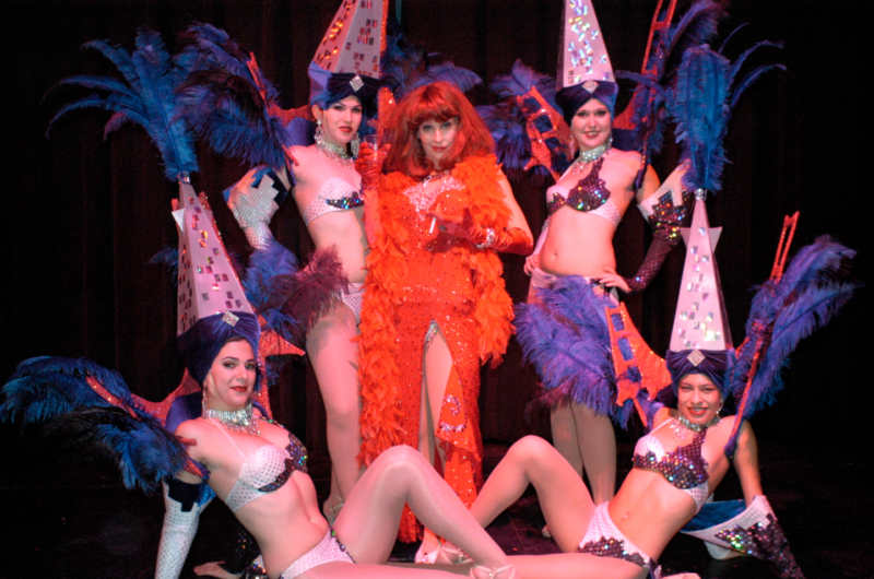 GG Bridges and Fog City Showgirls