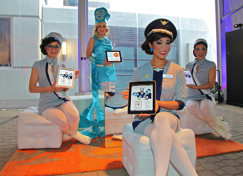 The World's Best Flight Attendants