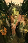 Agamemnon, the forest troll