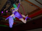 Aerial Showgirls