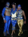 Blu performers