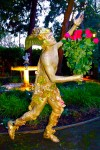 Bacchus in the Garden