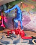Red & Blu Acrobatics