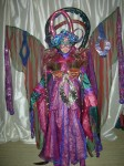 DIVA custom costume
