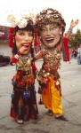 Belly Dancing Puppets