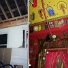 Before & After -Detail of The Earth Room-