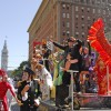 Award winning SF Pride float for messaging, emotional content and overall presentation
