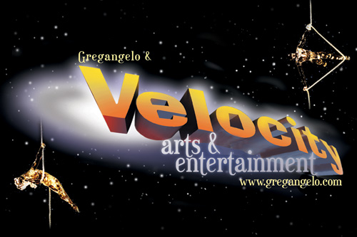 Gregangelo and Velocity Arts & Entertainment