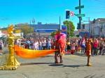 Castro St Fair Parade