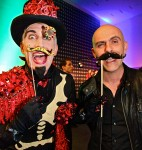 Ringmaster mustache fun