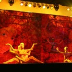Velocity Circus with Raghava Painting